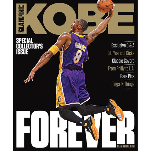 SLAM Presents KOBE - Special Collectors Edition