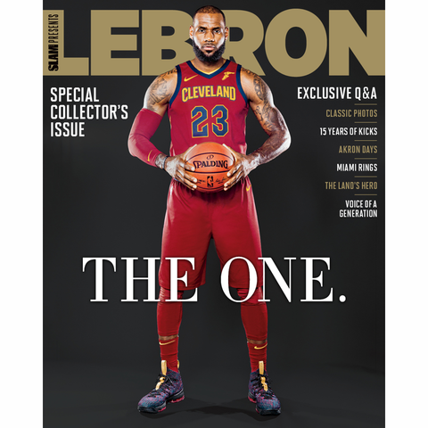 SLAM Presents LEBRON - Special Collectors Edition