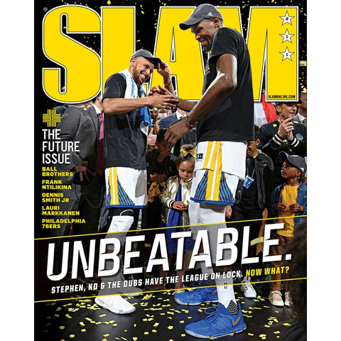 SLAM Magazine - Issue 211 - The Future Issue