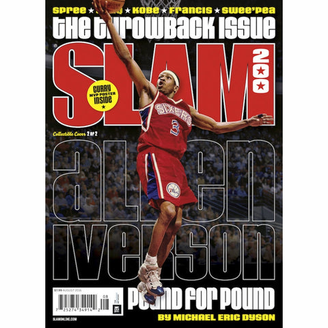 SLAM Magazine - Issue 200 - Iverson Cover