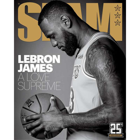 SLAM Magazine - Issue 220 - LeBron James