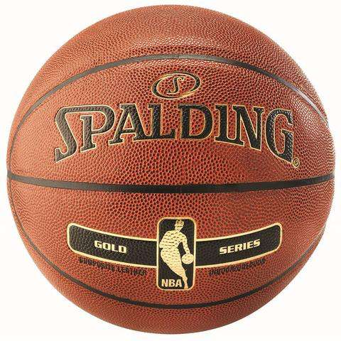 Spalding NBA Gold Indoor / Outdoor Basketball