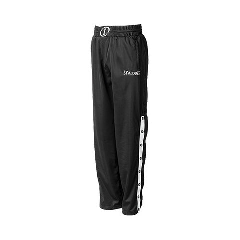 Spalding Evolution Track Pants - Black / White