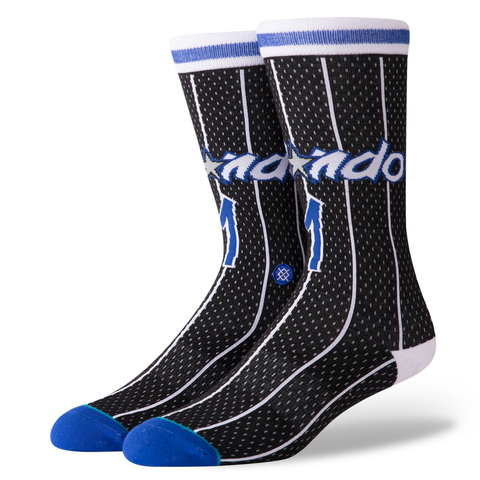 Stance NBA Hardwood Classic Jersey Socks - Magic