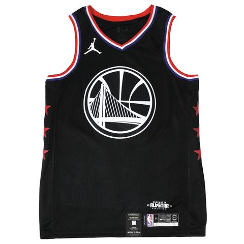 Jordan 2019 NBA All-Star Swingman Jersey - Steph Curry - Black
