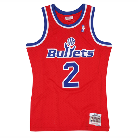 Mitchell & Ness Swingman NBA Jersey - Washington Bullets - Webber - '94-'95