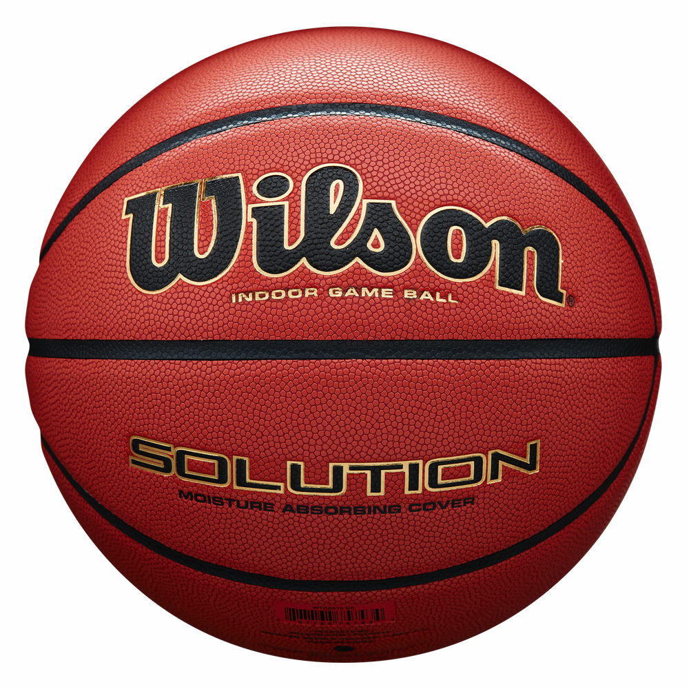 Wilson BE Solution Official Game Basketball
