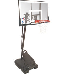 Spalding NBA Gold Portable Basketball System