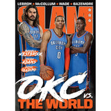SLAM Magazine - Issue 204 - Westbrook / OKC