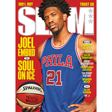 SLAM Magazine - Issue 207 - Joel Embiid