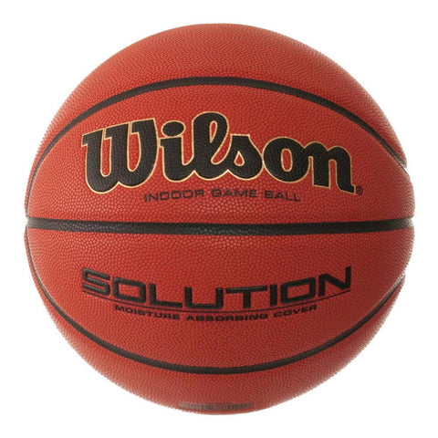 Wilson Solution Official Game Basketball