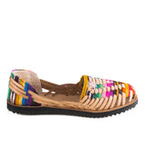 Ix Style Mayan Traditional Leather Sandal