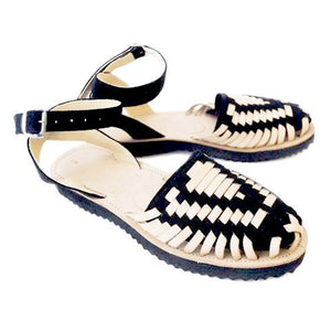 Huarache Strapped Sandals (Click For More Color Options)