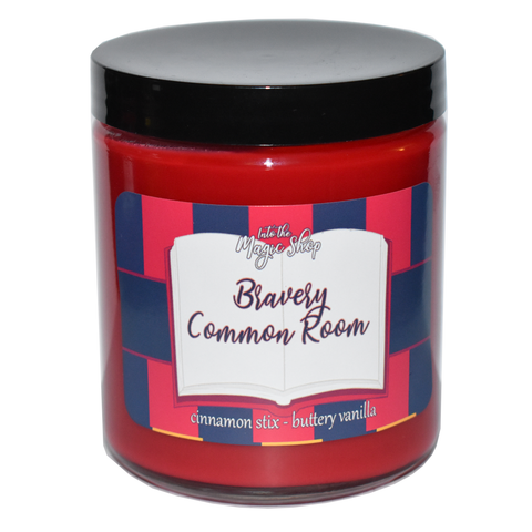 Bravery Common Room Soy Candle Jar