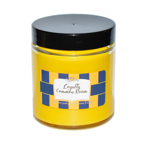 Loyalty Common Room Soy Candle Jar