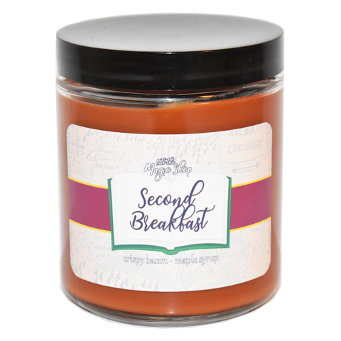 Second Breakfast Soy Candle Jar