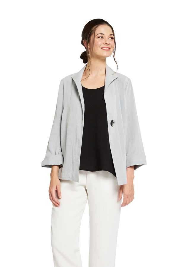AA188 - One Button Short Jacket