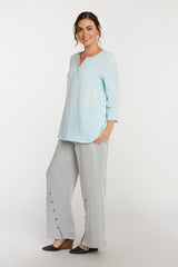 AA205 - Side-Button Pullover