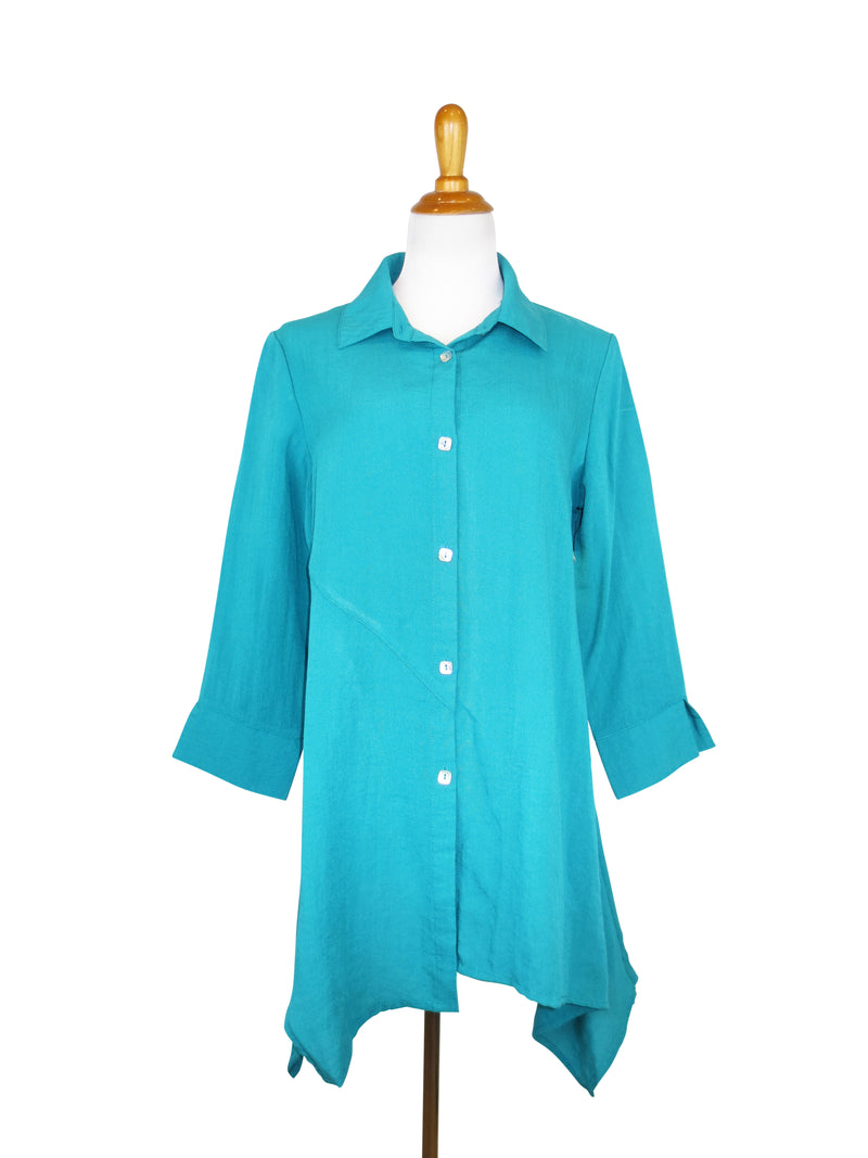 AA209 - Asymmetric Panels Tunic