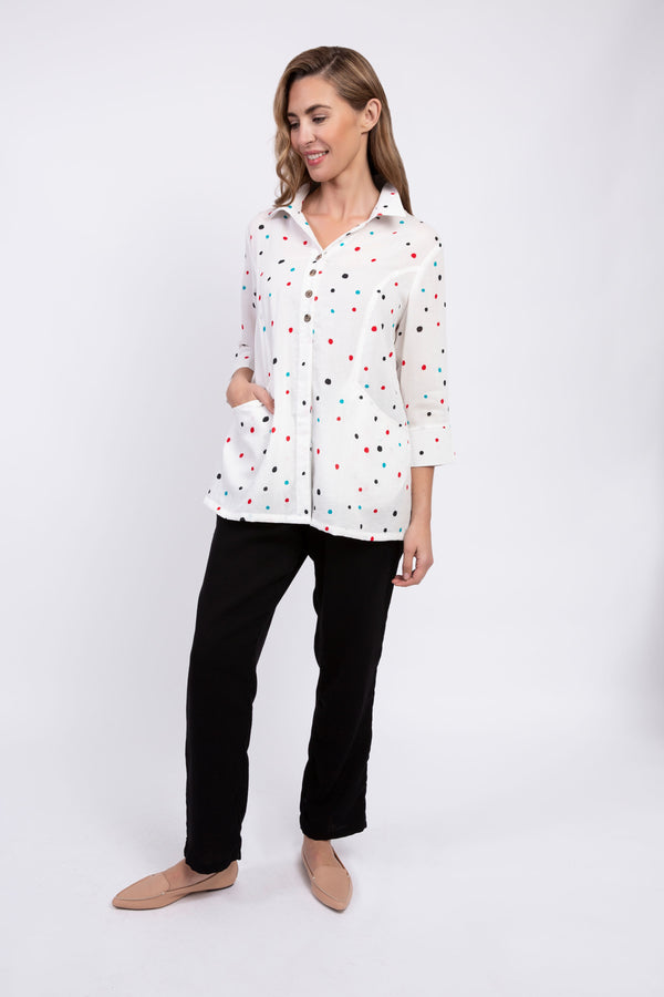 AA267 - Scoop Pocket Shirt