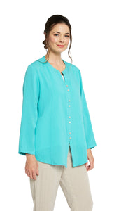 AA277 - Felicity Button-Up Blouse