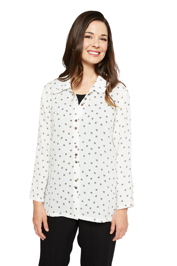 AA59 - Fun Buttons Shirt