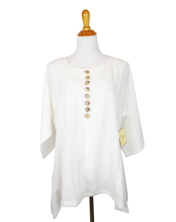 AA89 - Multi Button Tunic