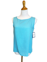 AATK13 - Jewel Neck Short Tank
