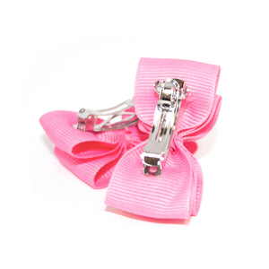 Hot Pink Canine Clips