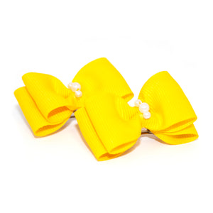 Yellow Canine Clips