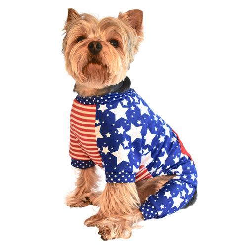 Americana Stars & Stripes Jammies