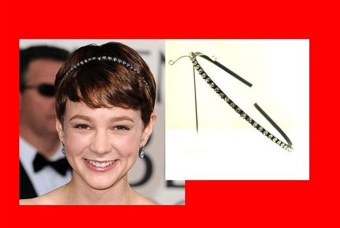Diamante Headband - like Carey Mulligan