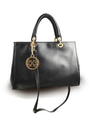 Charlotte Tote - like Emmy Rossum - as seen in Glamour and InStyle - 2 colors