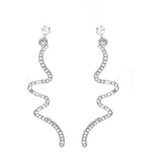 Chic Snake Earrings