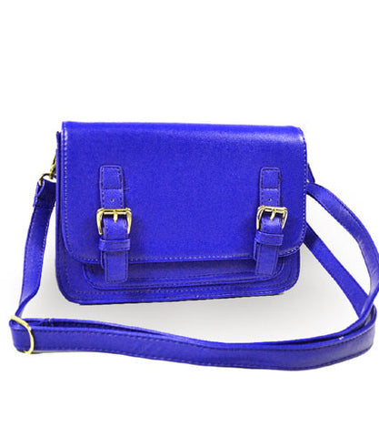 Classic Crossbody Bag - 5  fabulous colors