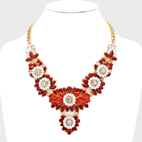Ruby Spectacular necklace