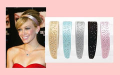 Delicious Sprinkles Headband - 6 colors - like Hilary Duff