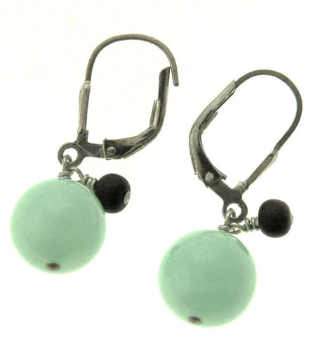 Mint Chip Earrings
