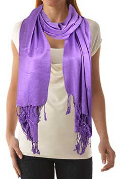 Sugar Plum Fairy Scarf - like Cameron Diaz