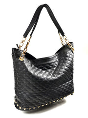 Quilted Elegance Tote