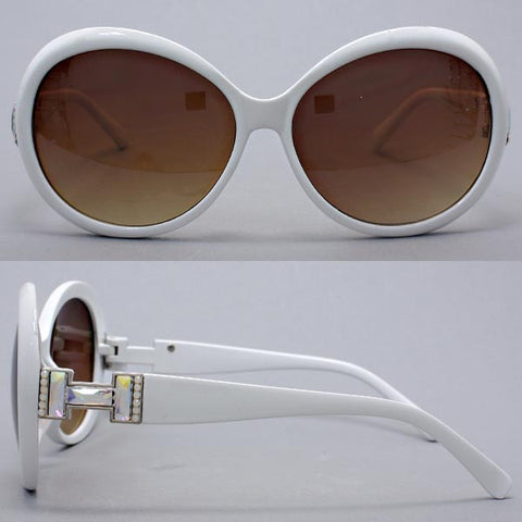 Sophisticated Sparkle Sunglasses