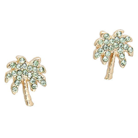 Twin Palms Earrings