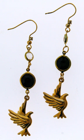 When Doves Fly Earrings