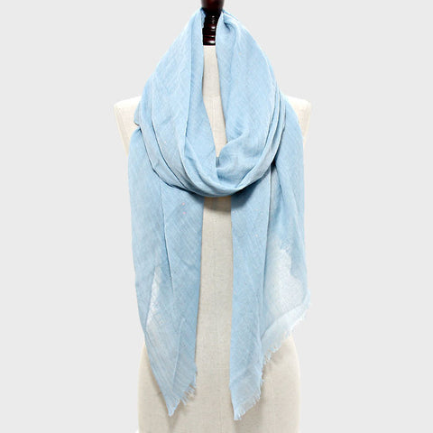 Pastel Pretty Scarf - like Kerry Washington - in 2 colors