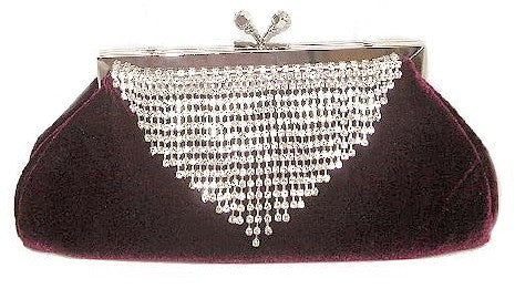 Daisy Evening Bag - As Seen in Woman's World magazine