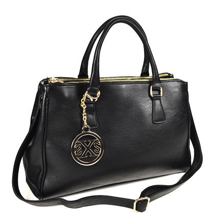 Fifth Avenue Handbag -- 4 colors - as seen in Life & Style and Redbook