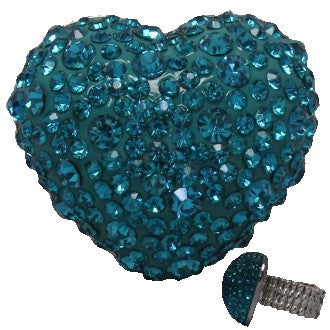 Sparkle Heart Ring - 2 colors
