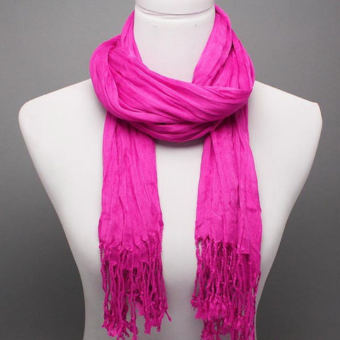 Pop-o-Pink Scarf - like Reese Witherspoon
