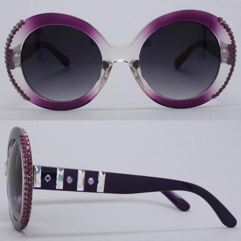 Purple Passion Sunglasses