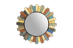 Designer Upcycled Mirrors